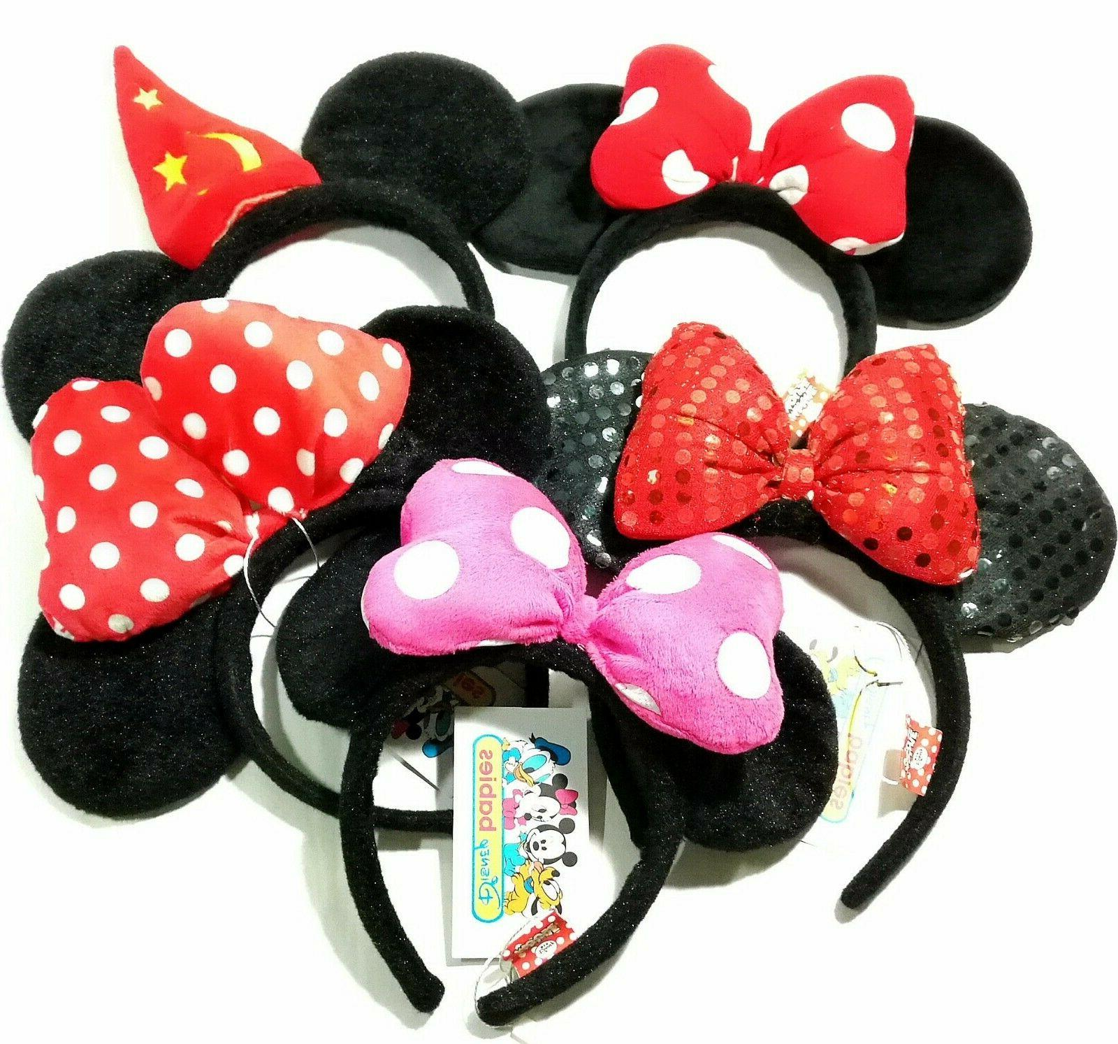 Disney Land Baby Kid Child Boy Girl Mickey Minnie Hair Band
