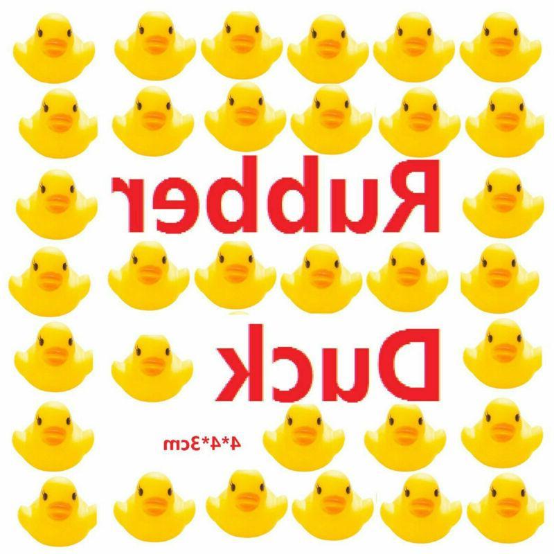 lot of 10 200 mini yellow rubber