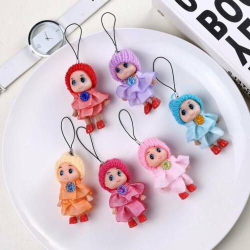 5Pcs Interactive Baby Dolls Toy Mini and