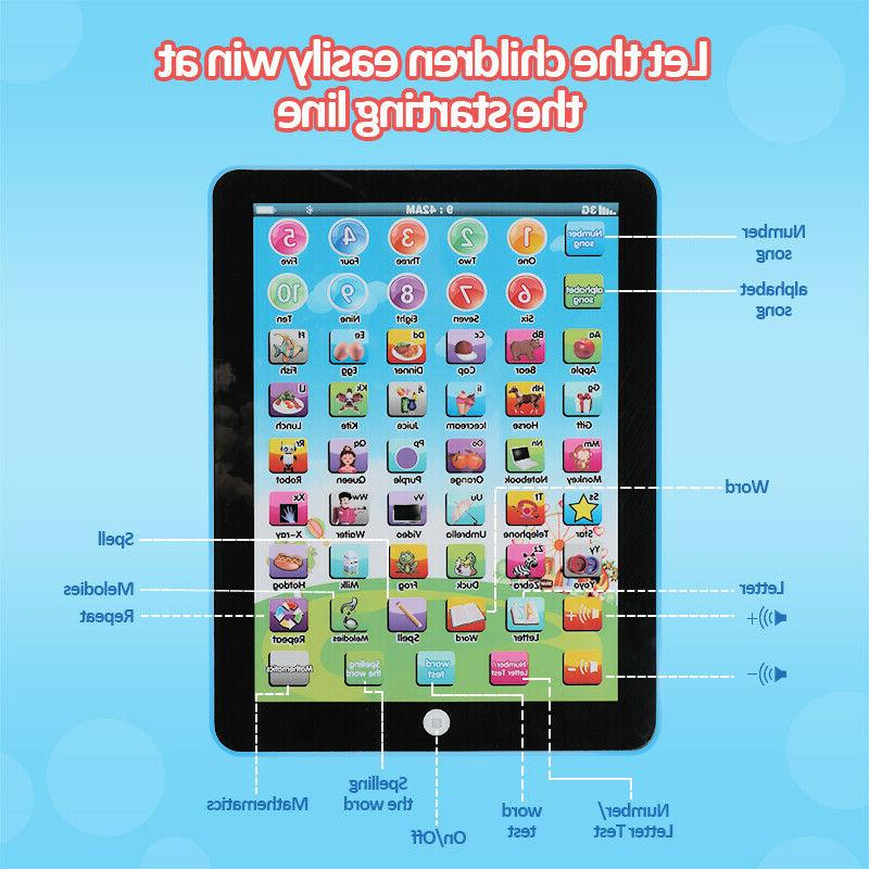 Mini Laptop Tablet Educational Learning B