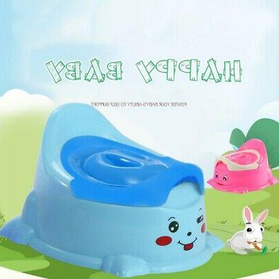Kids Girl Boy Portable Potty Training Toilet Seat Baby Toddl