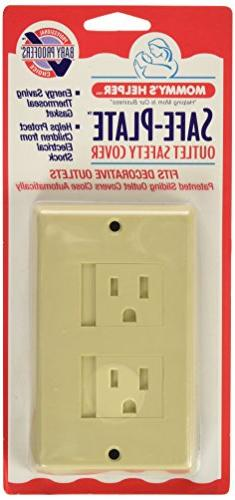 Mommys Helper Safe Plate Electrical Outlet Covers Decora, Al
