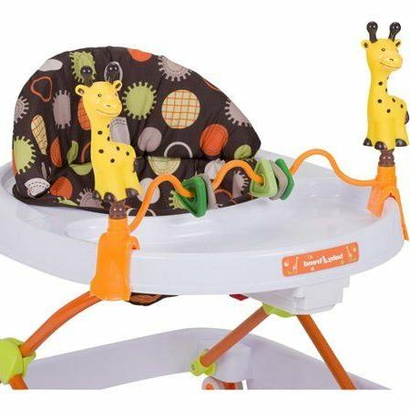 New Baby Baby Walker Exercise Aid