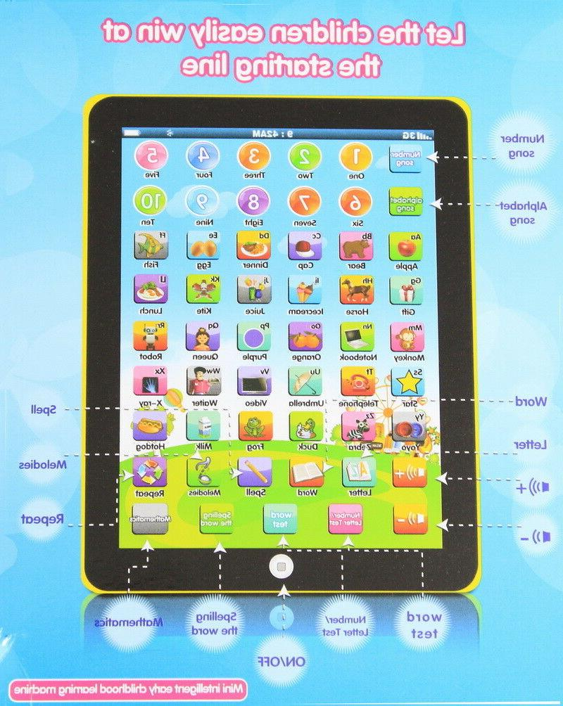 New Children TABLET PAD Gift Baby