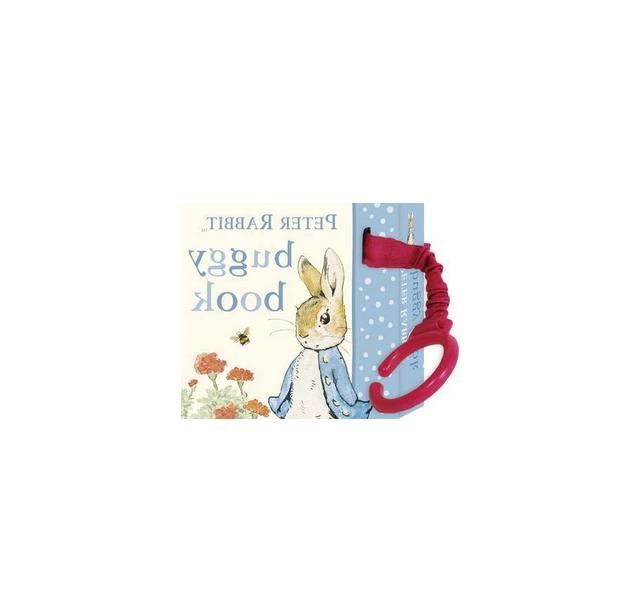 NEW BEATRIX POTTER PETER RABBIT BUGGY BOARD BABY TOYS STROLL