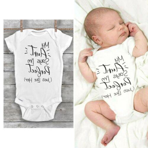 newborn baby boy girl unisex cotton romper