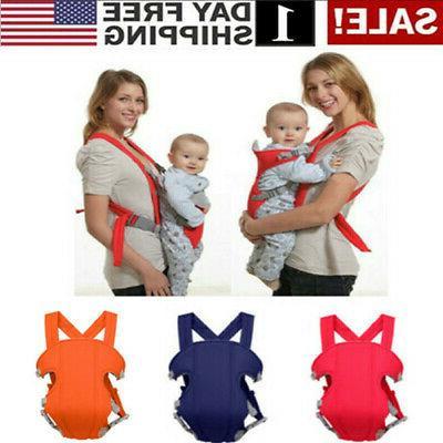 Newborn Baby Carrier Sling Rider Backpack Wrap Straps Infant