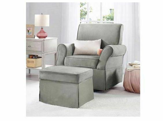 nursery glider chair baby swivel nursing living