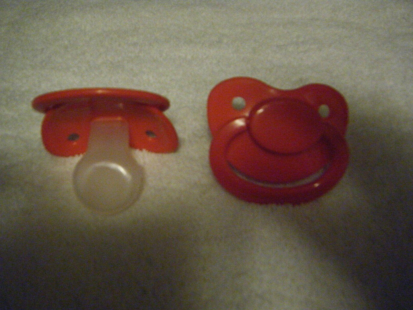 PACIFIER BABY SILICONE, OVER SIZED MULTI COLORS