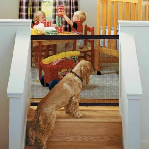 Pets Cat Portable Fence Guard Indoor Home Kitchen