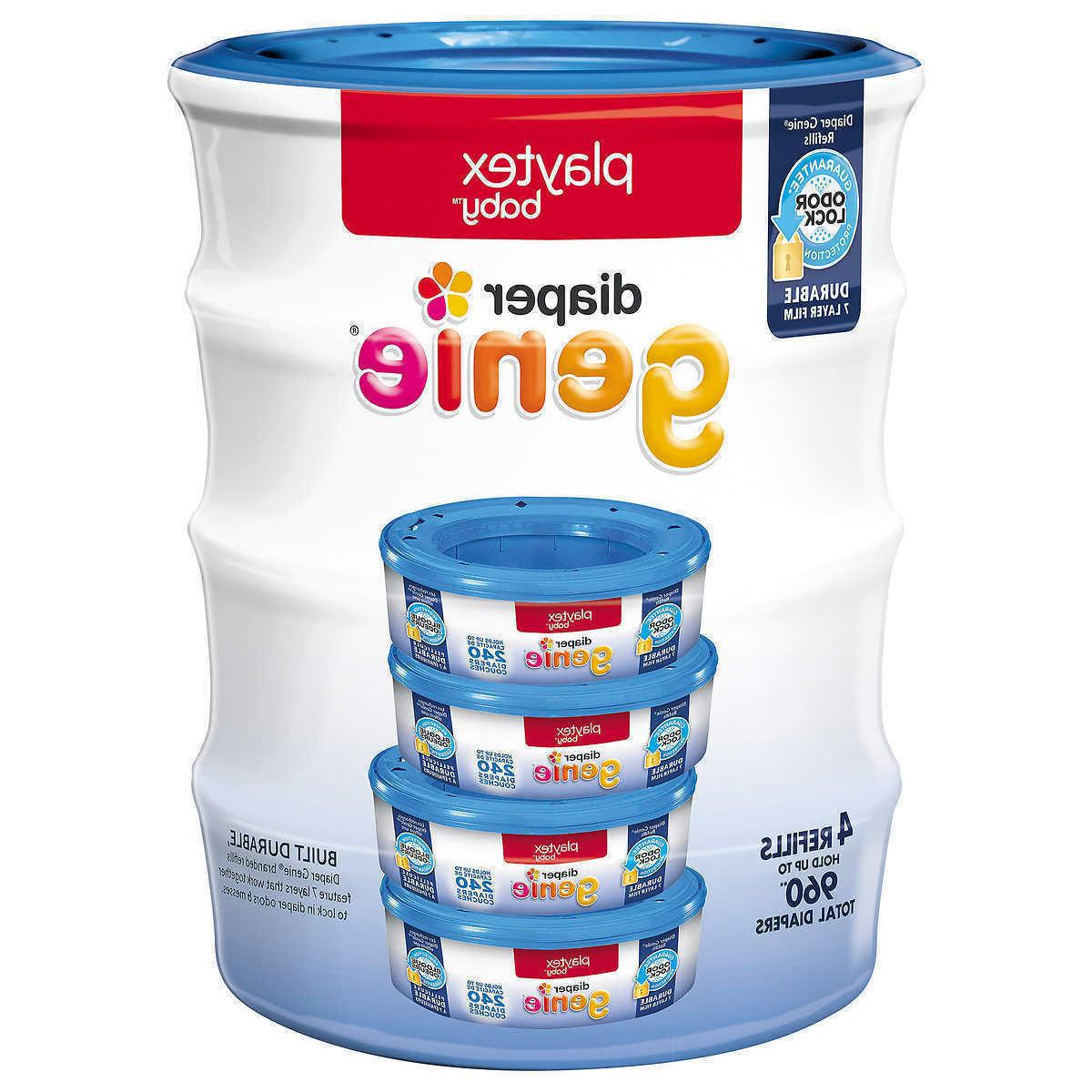 playtex value pack 240x4 960 diapers odor