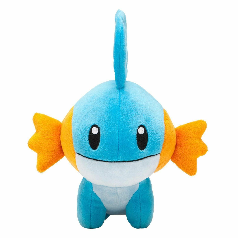 pokemon center plushie 8 inch mudkip plush