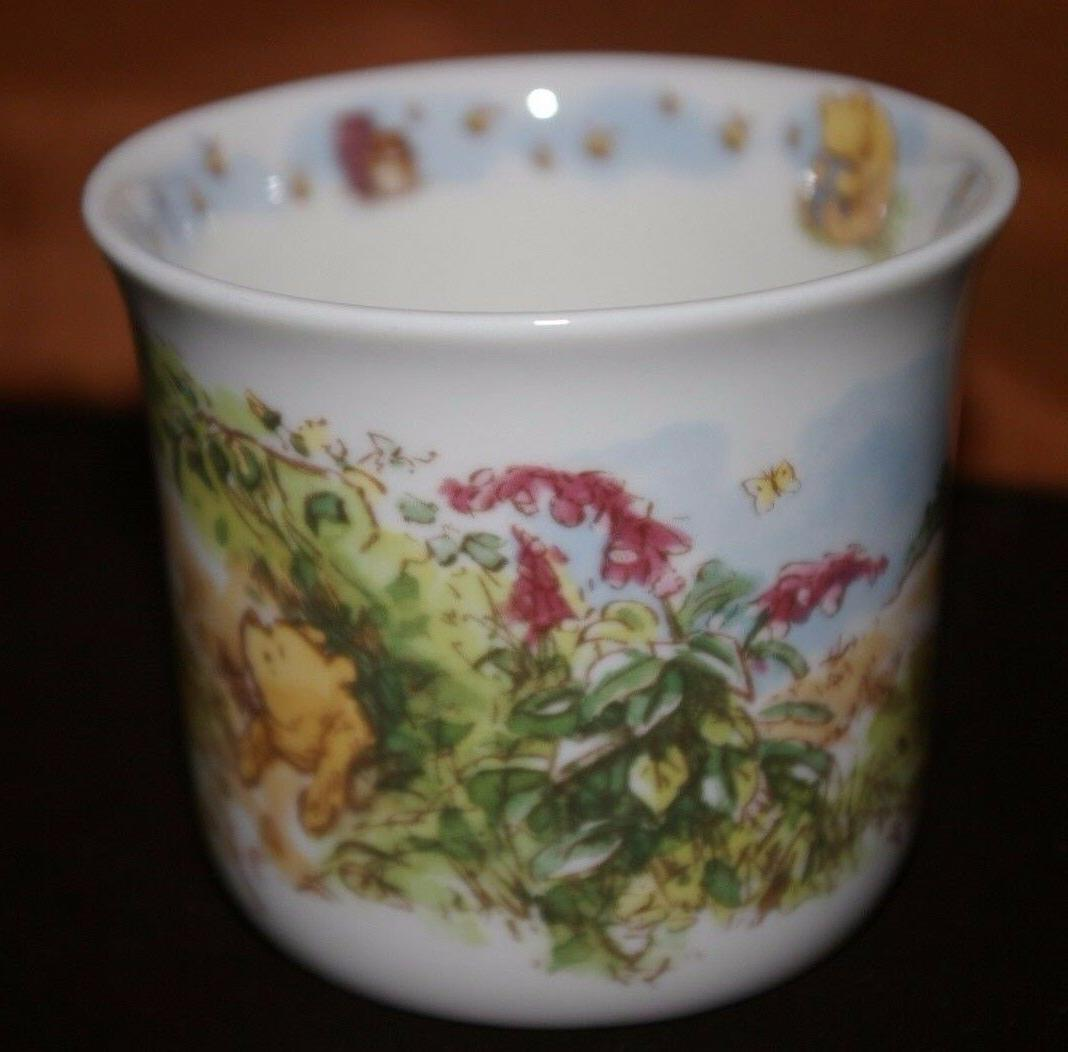 POOH, DOULTON CLASSIC POOH CUP LOOKS BOX