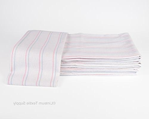 Linteum Textile Receiving HOSPITAL BABY BLANKETS 36x36 in. 3