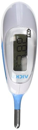 Vicks Baby Rectal Thermometer Baby Thermometer for Rectal Te