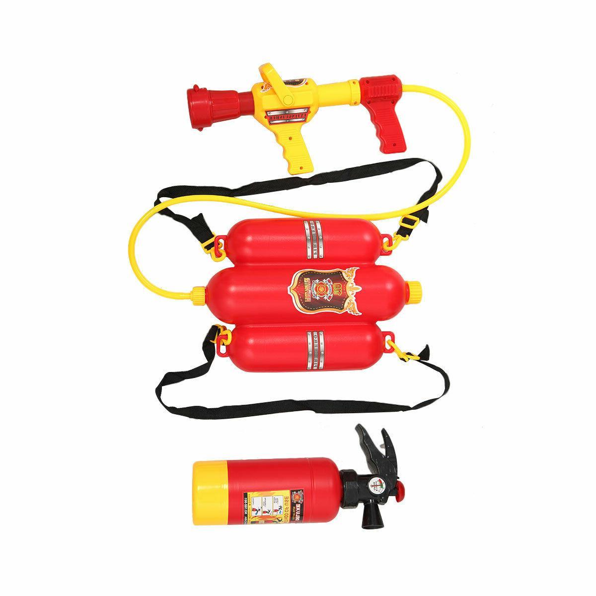 Red Fire Child w/ Remote Control