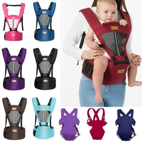 Newborn Infant Baby Carrier Breathable Ergonomic Adjustable