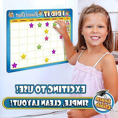 Kids Chore Behavioral Board Star Free