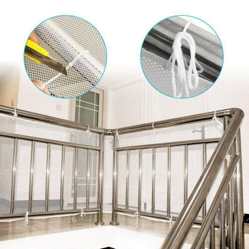Safety Child Pet Guard Balcony Dog Mesh
