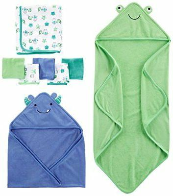 Simple Joys by Carters Baby 8-Piece Towel and Washcloth Set