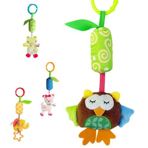 Set 1 Wind Chime Baby Rattle Toys Hanging Crib Stroller Car