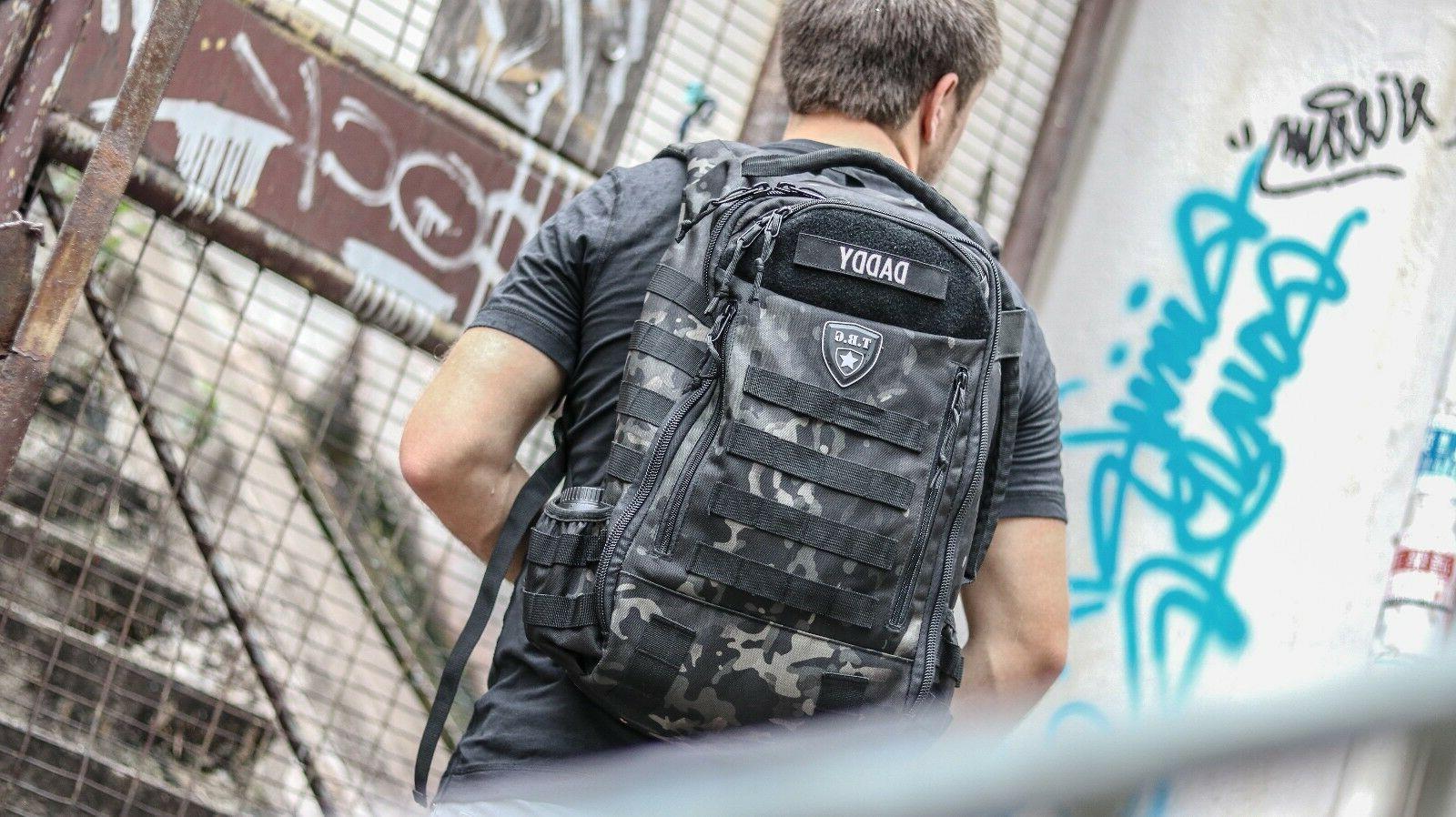 TBG Tactical Diaper Mat Gear®