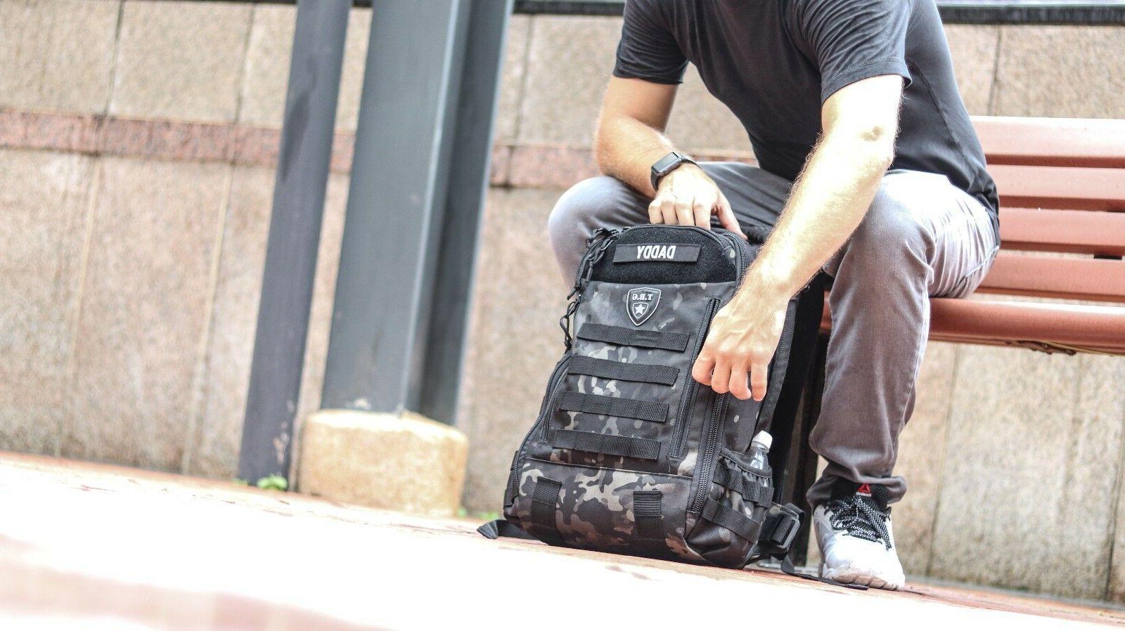 Diaper Mat Tactical Baby Gear®