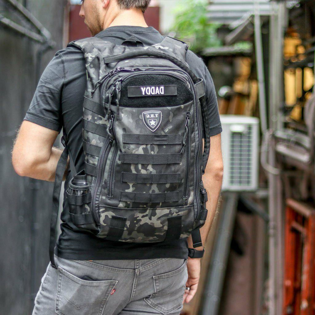 tbg daypack 3 0 tactical diaper bag