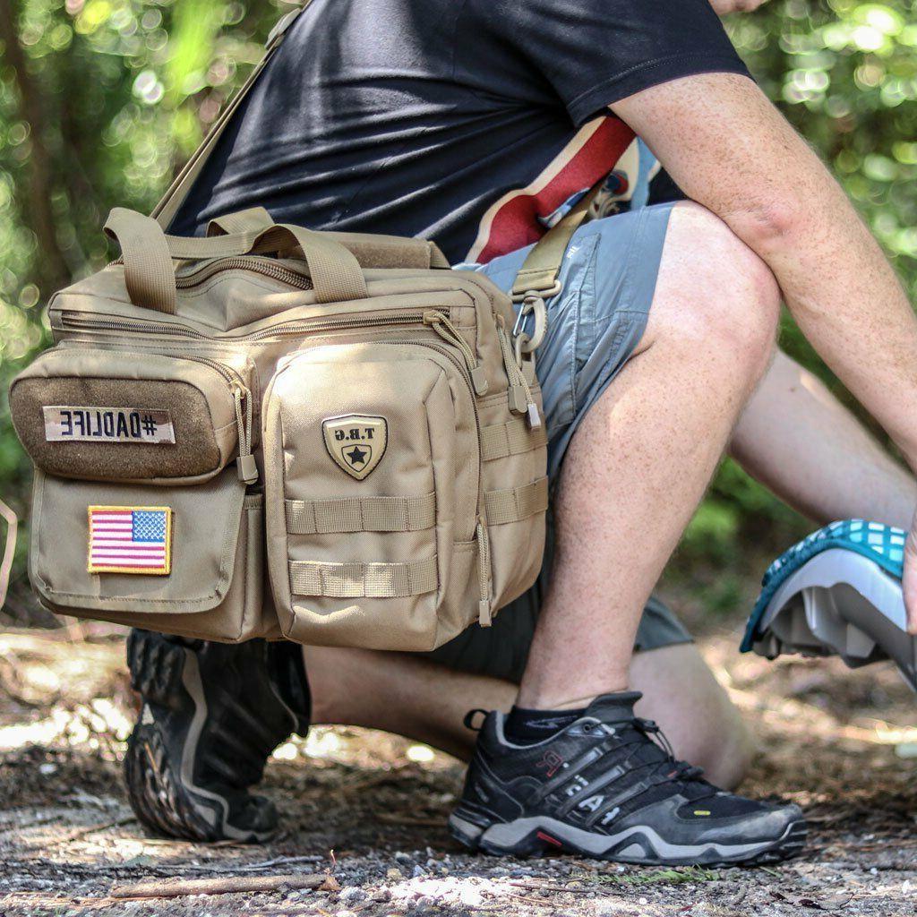 TBG Deuce 2.0 Tactical Diaper Bag™ Combo Set | Tactical Ba