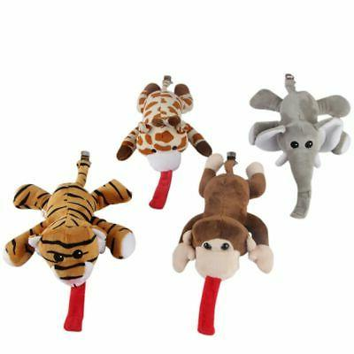 Toddler Baby Toy Pacifier Clips Animals Hang