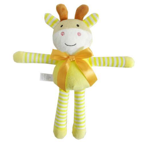 Toddler Baby Plush Toys Pram Toy Doll