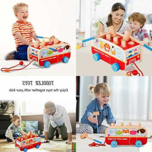 toddler toys wooden for 1 2 3