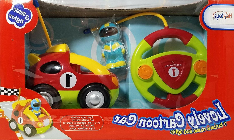 Toys For Kids Learning Cartoon Car