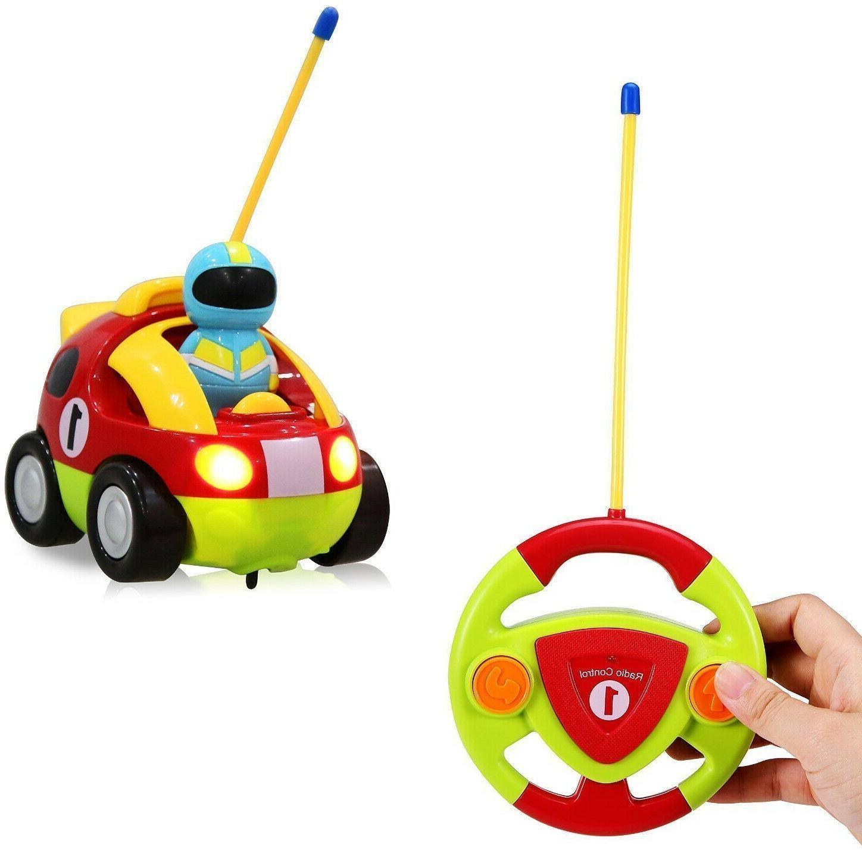 Toys Kids Cartoon Car