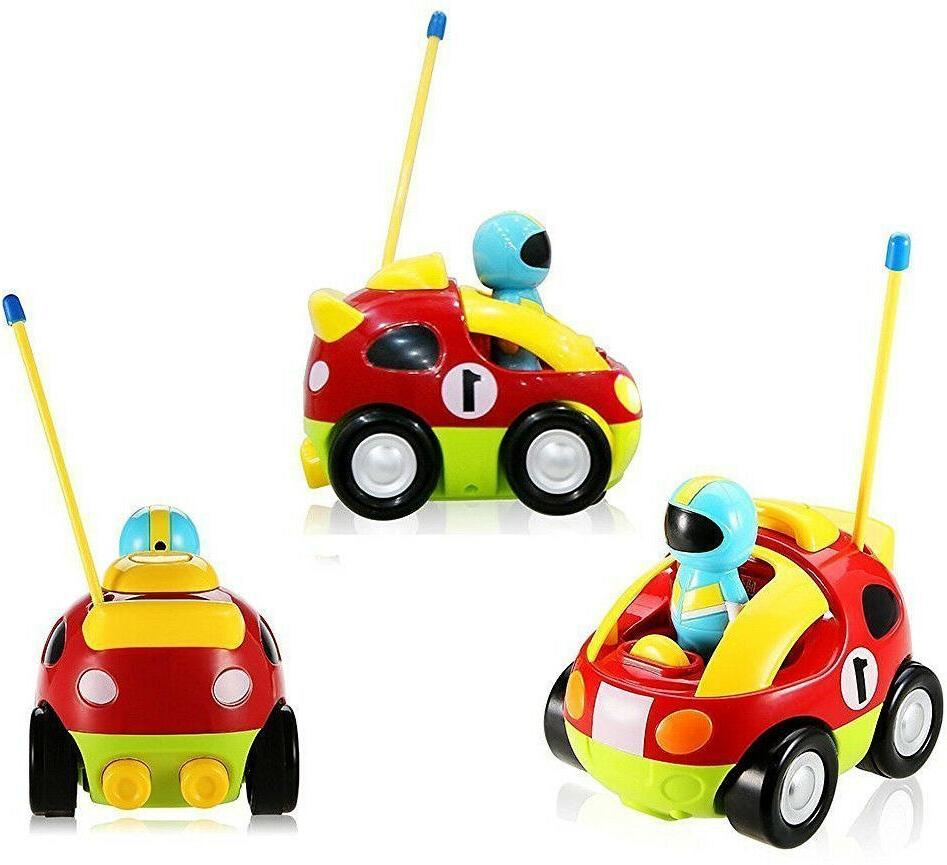 Toys Toddlers Kids Cartoon Racing 2 3 Old