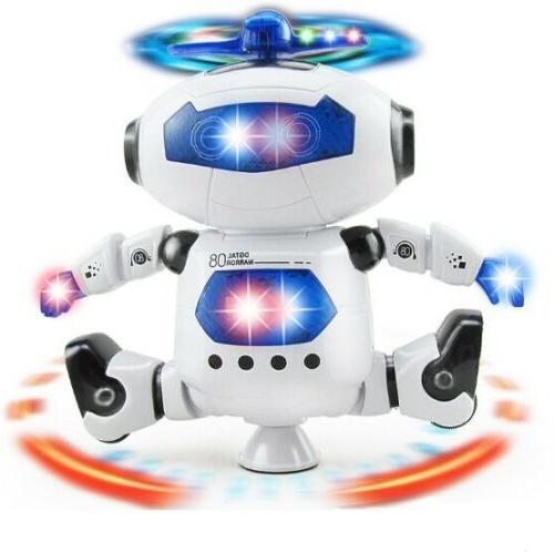 Toys For Robot Kids Musical Birthday