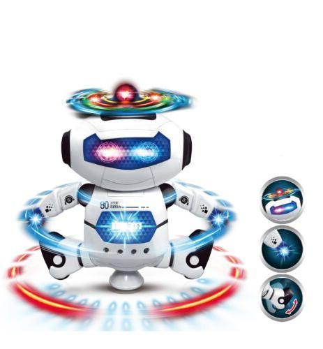 Toys Boys Robot Kids Musical Gift UN