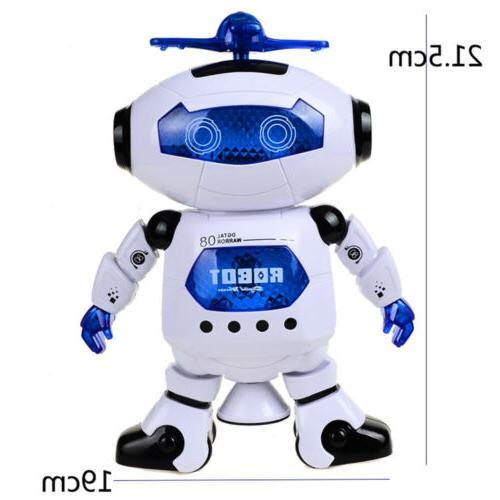 Toys For Boys Kids Robot Musical