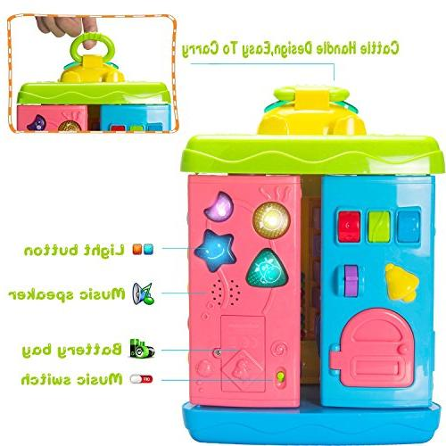 HOMOFY up Early Center Modes Kids Toddler Boys and Girls New