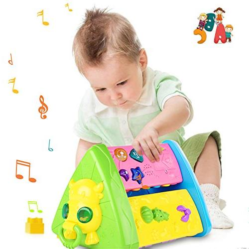HOMOFY Learning up Early Education Center Multiple Modes Game Kids Girls New Gifts