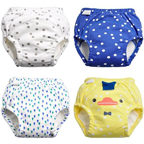 Baby Boy's Training Toddler Cloth Cute for Kids 3 Potty Pants