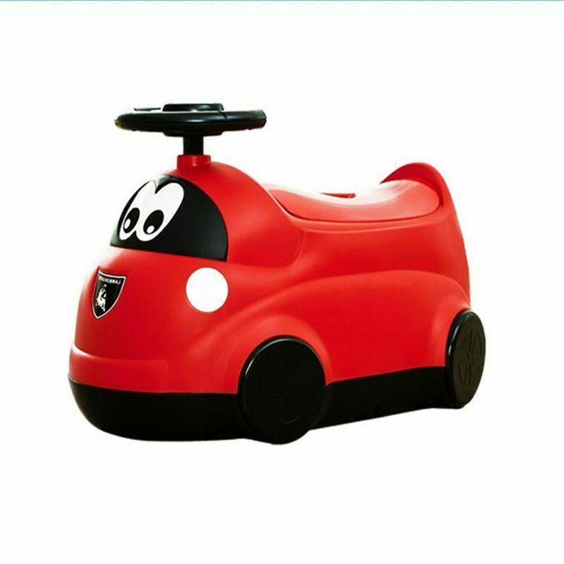 Training Toy Car Bowl Kids Toddler Seat Washable