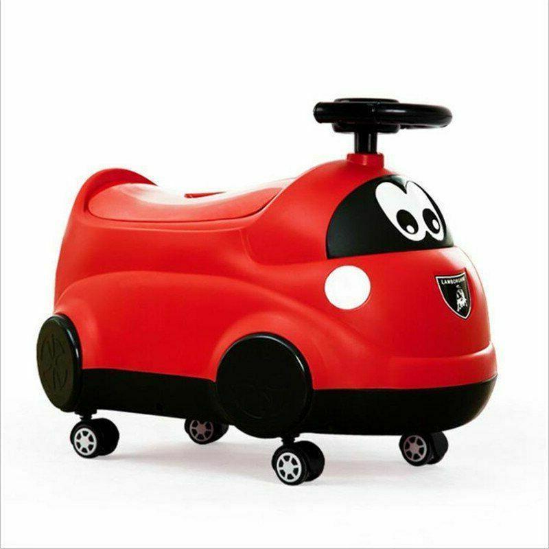 training toilet kids potty toy car bowl