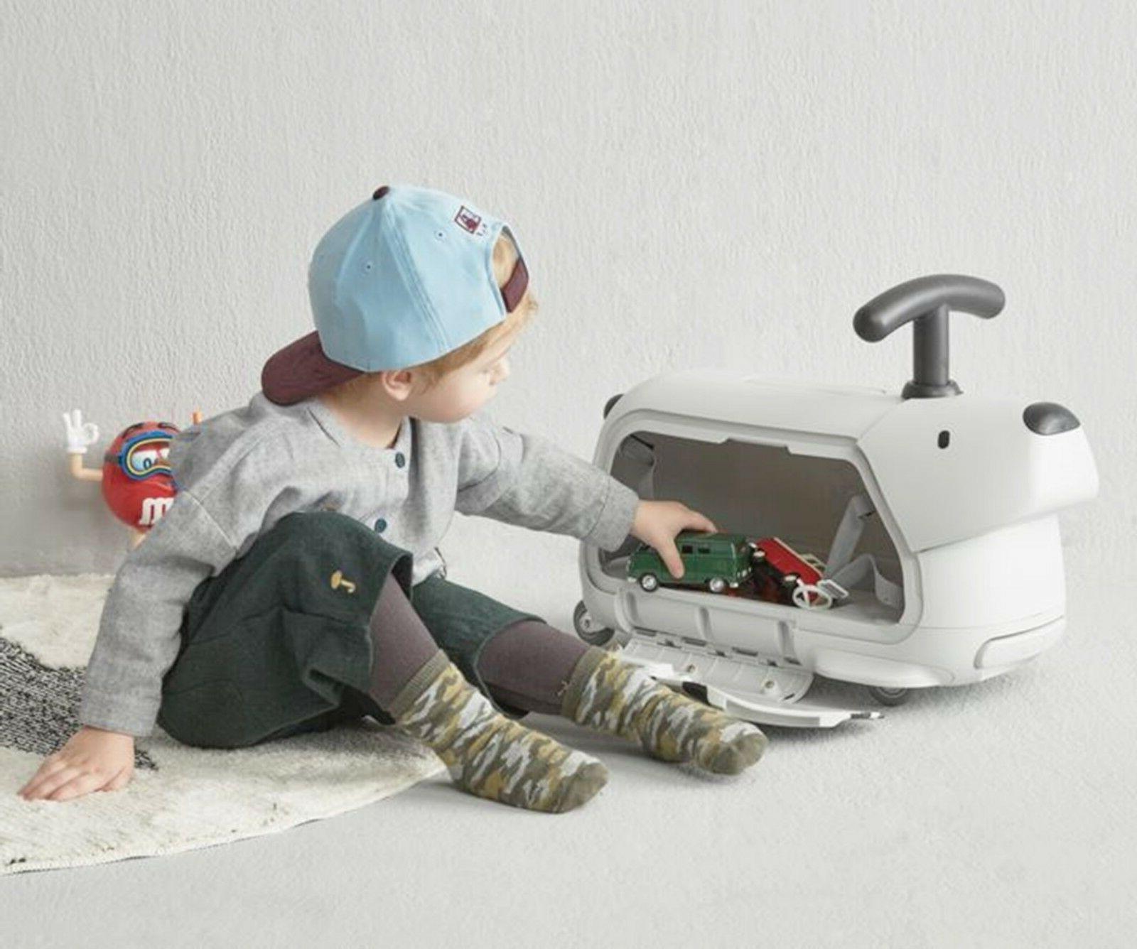Bontoy TRAVELLER BEAGLE Kids Storage Carrier-Ride Car Toy