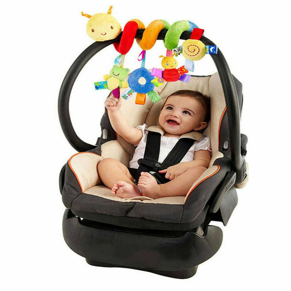 US Stroller Car Travel Hanging Toys Baby Toy