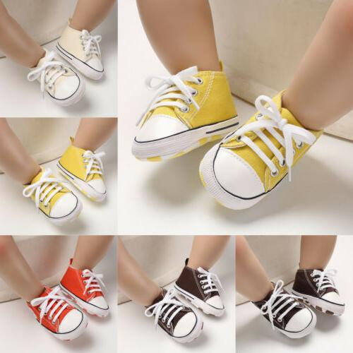 USCute Sneakers Baby Boy Soft Prewalkers