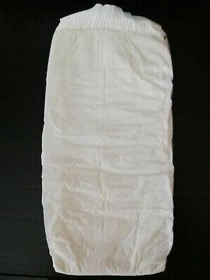 Vtg 1x Junior XL Diaper Boys 32-55lbs abdl
