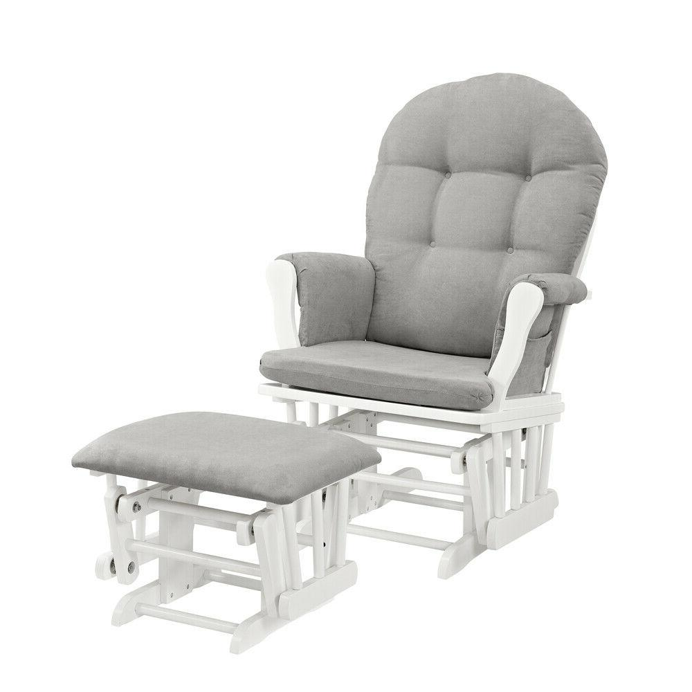 Windsor Glider Durable Baby Nursery Rocking Furniture Chair