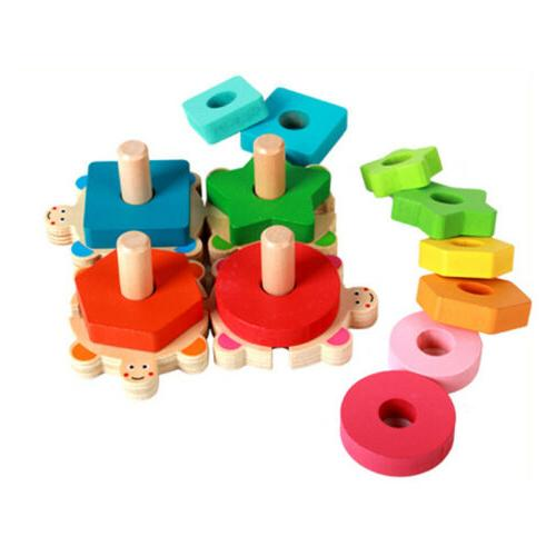 Wooden Educational Sorting Toys Board