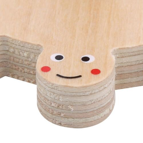 Wooden Toys Shapes Block Board CO